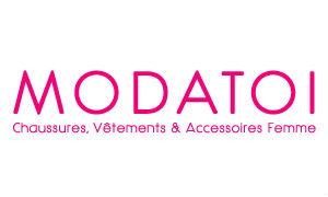 Французский интернет-магазин обуви Modatoi