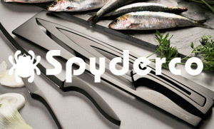 Обзор магазина Spyderco