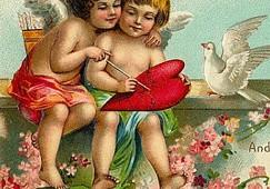 Распродажи на день Святого Валентина