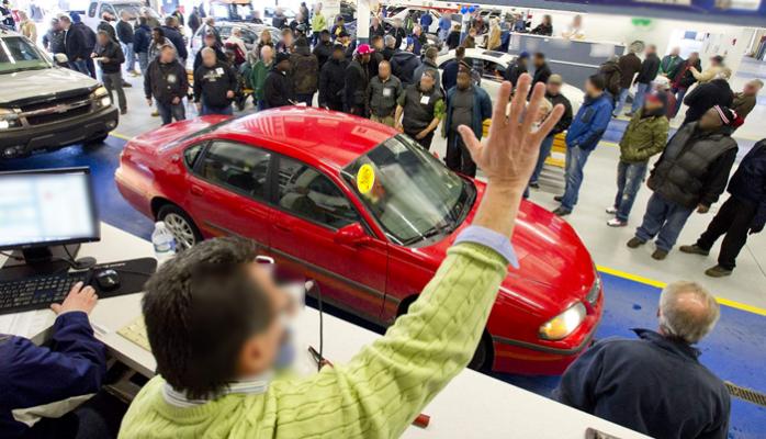 Аукционы Германии — авто, антиквариат и другие