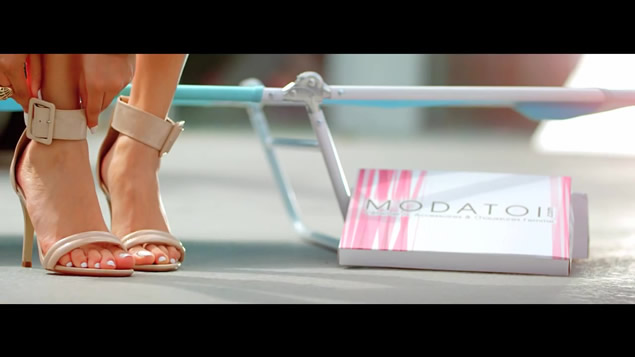 Обувь из Франции Modatoi