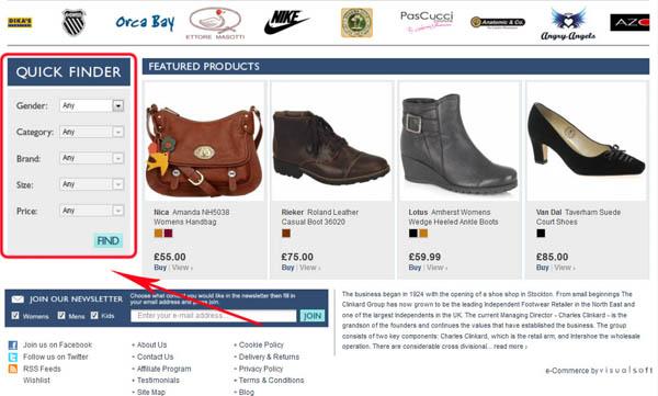 Charlesclinkard.co.uk - английский интернет-магазин обуви для всей семьи