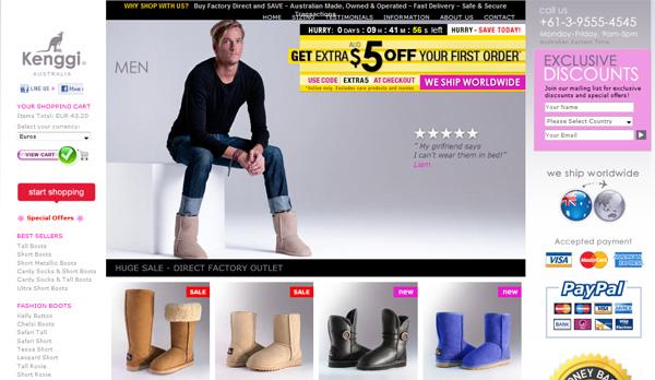 Зарубежные интернет-магазины обуви с прямой доставкой в Россию