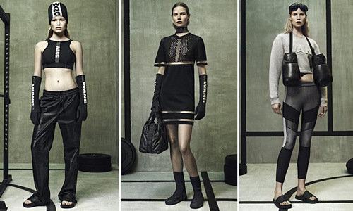 Коллекция Alexander Wang и H&M