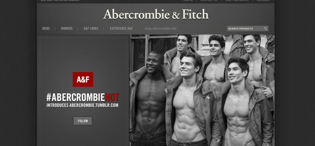 an introduction to the history of abercrombie and fitch line of apparel organization Controversy & fitch: a history of abercrombie's most flagrant fk-ups the class-action suit gonzalez v abercrombie & fitch stores accused the company of passing on minority candidates to work in their stores in favor of white candidates.