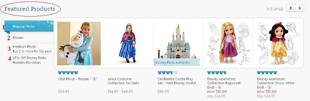 Disneystore.com – интернет-магазин