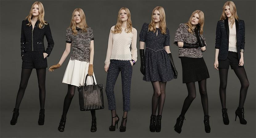 Коллекция одежды Axara