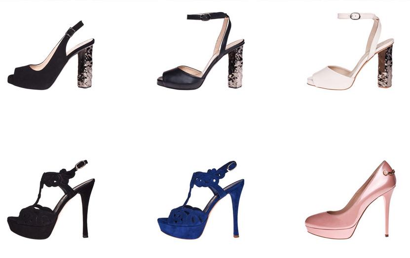 Летняя женская коллекция обуви Carlo Pazolini