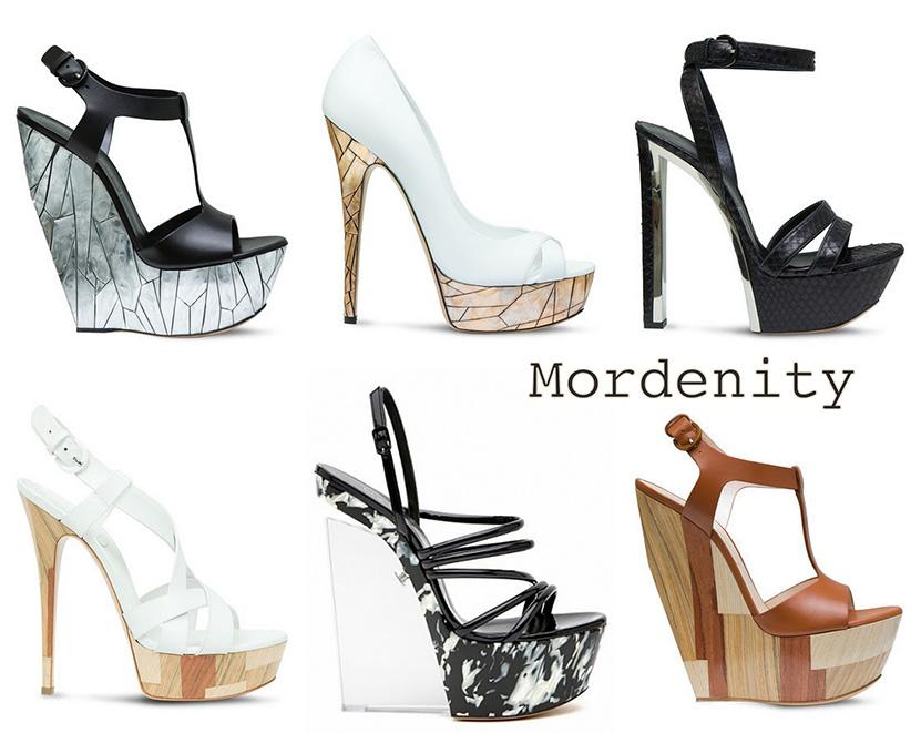 Новая коллекция обуви Casadei