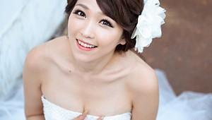 Свадебное платье в Китае