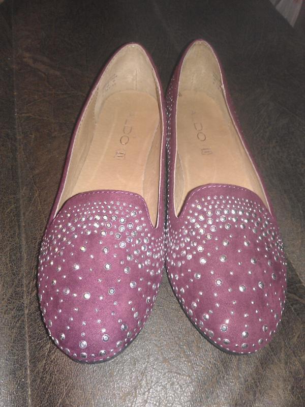 Туфли Альдо, купленные в 6pm