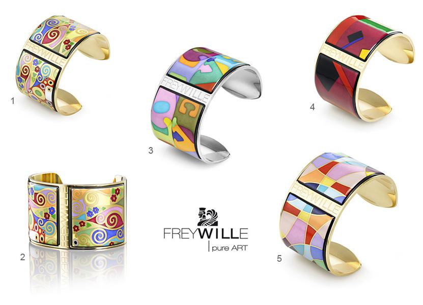 Коллекция украшений Фрей Вилле