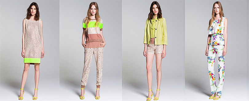 Коллекция женской одежды Atos Lombardini