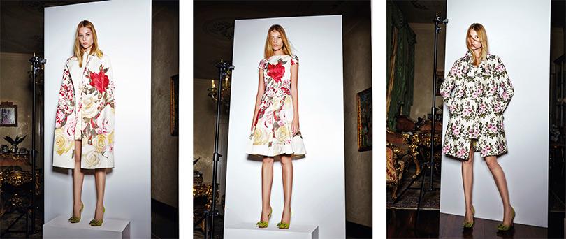 Новая коллекция женской одежды Blumarine