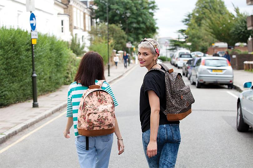 Женские рюкзаки Mi Pac