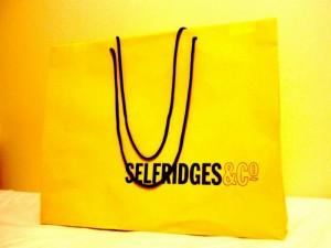 Интернет–магазин Selfridge