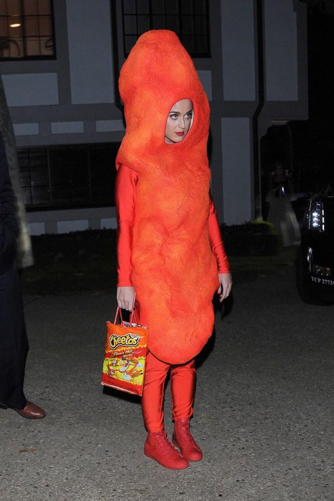 Кэти Перри на Хэллоуин 2014