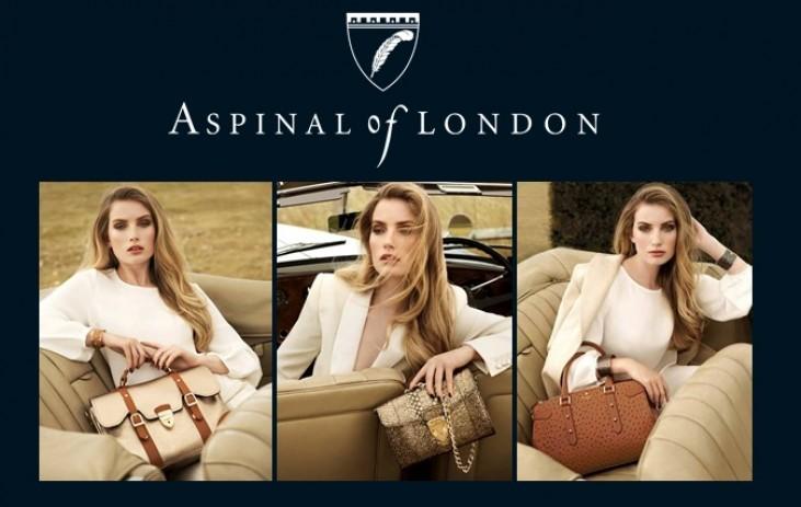Интернет-магазин Aspinal of London