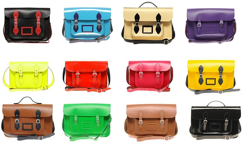 Коллекция сумок Cambridge Satchel