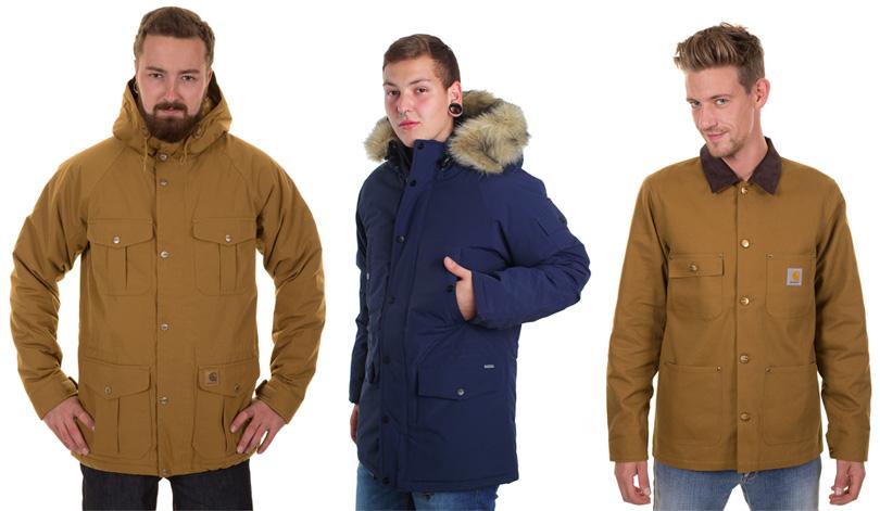 Мужские куртки Carhartt