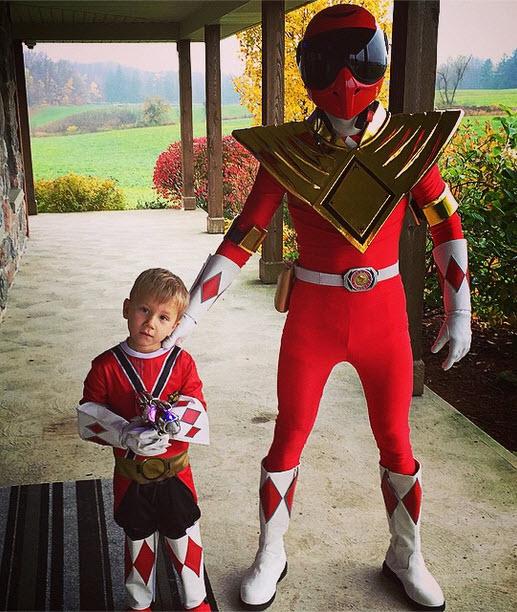 Джастин Бибер на Хэллоуине 2014