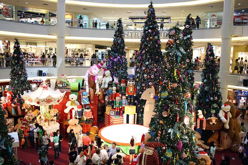 Рождественские распродажи в Европейских магазинах