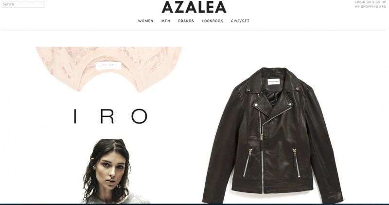 Американский интернет-магазин одежды с доставкой в Россию Azalea Boutique