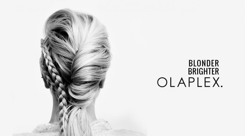 Окрашивание Olaplex