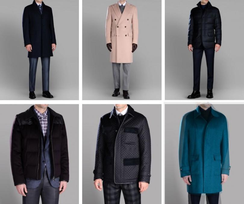 Мужская одежда Brioni