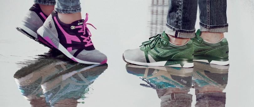 Кроссовки из новой коллекции
