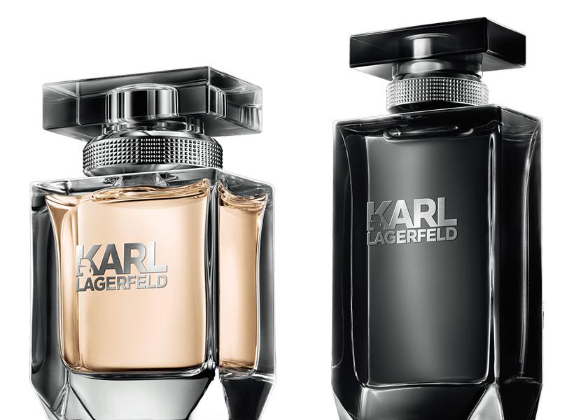 Женские и мужские духи Karl Lagerfeld
