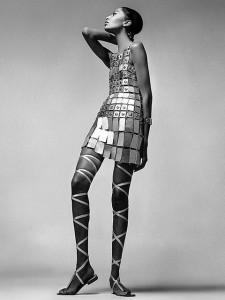 Платье из коллекции 1966 года
