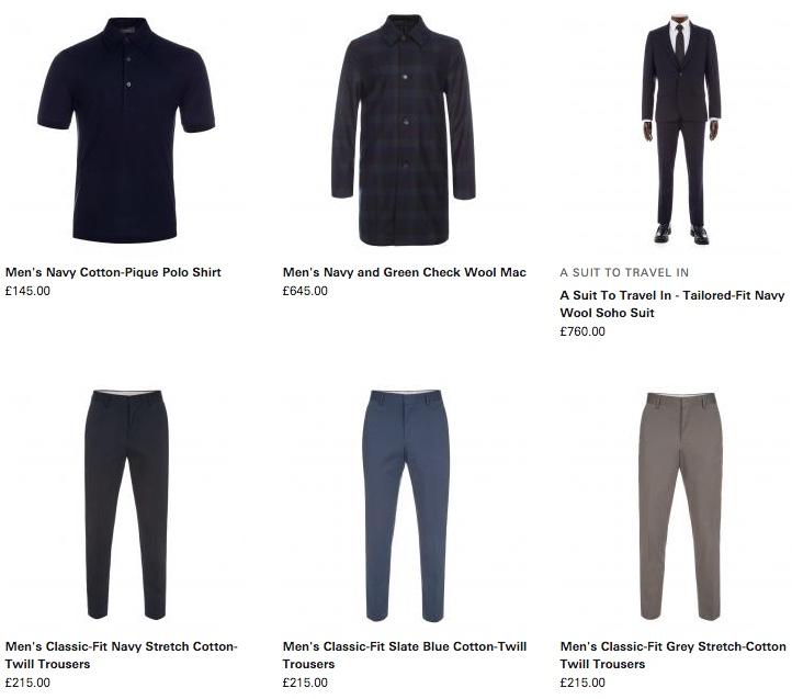 Коллекция 2019 года мужских костюмов от дизайнера Пола Смита