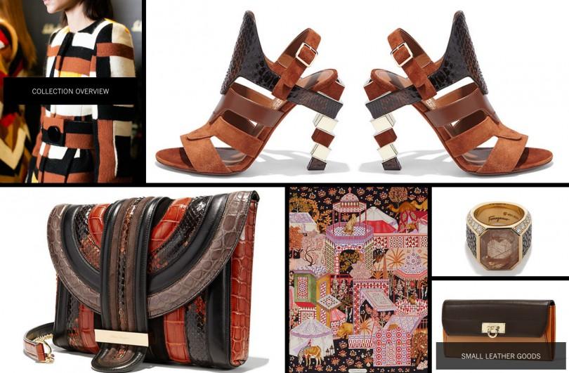 Обувь, сумки и другие аксессуары из коллекции 2019 года