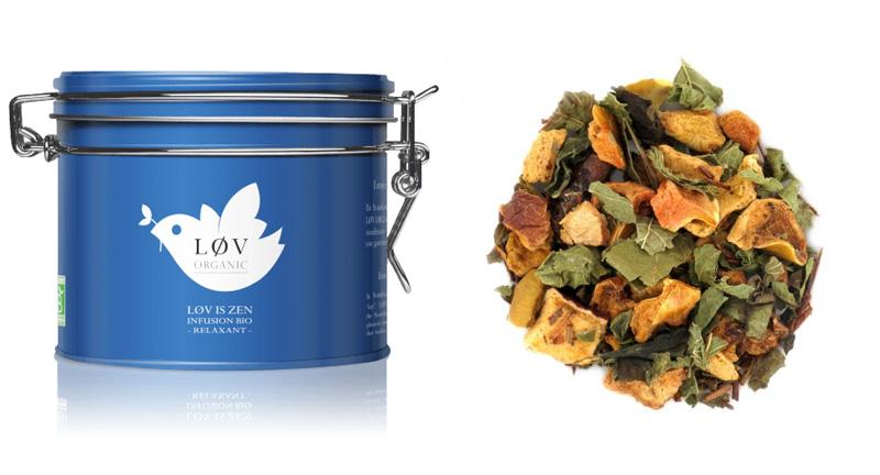 Травяной чай Lov is Zen