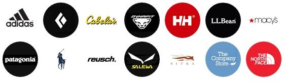 Популярные бренды, которые в своей продукции используют утеплитель Primaloft